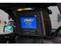Mobile CAR AUDIO fitting service (Sony, JVC, Pioneer, DLS)