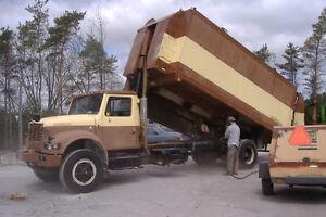 Truck bodyshop& sandblasting,With recycling liecence&Home Kitchener / Waterloo Kitchener Area image 6