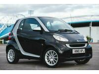 2010 smart fortwo coupe Passion 2dr Auto [84] Coupe Coupe Petrol Automatic
