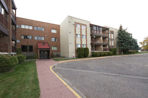 VERY CLEAN & WELL MAINTAINED 1240 sq ft CORNER CONDO