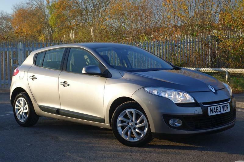 Renault Megane Expression Plus 1.5 dCi 5dr DIESEL MANUAL 2013/63