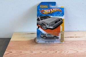BACK TO THE FUTURE  1;64 HOT WHEEL