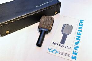 SENNHEISER MD409U3 MIC