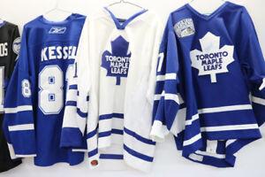 Toronto Maple Leafs Jerseys (Clark,Joseph,Kessel)