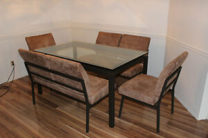 Weekend sale price $199. for a QUALITY Amisco Dining Set