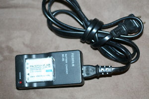 Fujifilm # BC-45 Digital Camera Battery charger with new battery