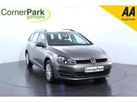 2014 VOLKSWAGEN GOLF S TDI BLUEMOTION TECHNOLOGY ESTATE DIESEL