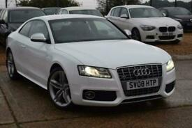 image for 2008 Audi S5 4.2 V8 quattro 2dr Coupe Petrol Manual