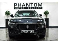 2018 Maserati Levante 3.0D V6 ZF 4WD (s/s) 5dr SUV Diesel Automatic