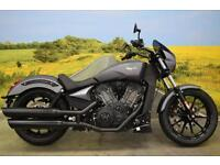 Victory Octane 2016**ABS, 384 MILES, 1 FORMER OWNER**