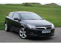 2010 Vauxhall Astra 1.7 CDTi 16V ecoFlex SRi [110] 3dr 3 door Hatchback