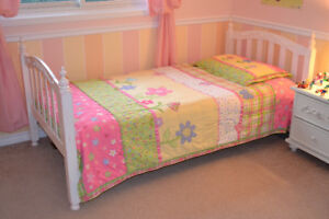 Girl's Single Bed