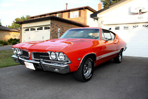 1968 Pontiac Beaumont Sport Deluxe 2 Door Coupe
