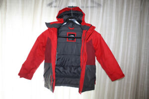 Boys North Face Winter jacket size 6 XS