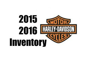 Blow Out Pricing on Remaining 2015-2016 Harley Inventory