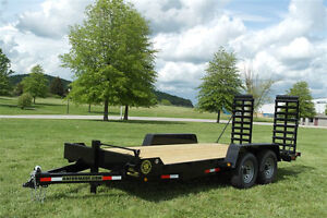 14K 16+2 Equipment Trailer