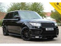 2013 Land Rover Range Rover 4.4 SDV8 VOGUE 5d 339 BHP Estate Diesel Automatic