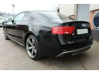 2015 BLACK AUDI S5 3.0 TFSI QUATTRO BLACK EDITION COUPE CAR FINANCE FR £321 PCM