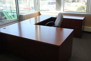 Meubles et articles de bureau de travail pour professionels