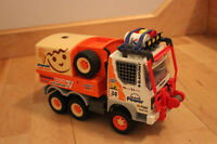Playmobil camion rally