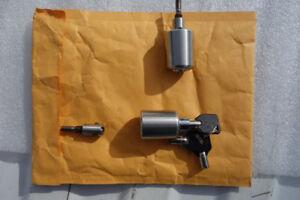 Motorcycle Seat Lock Kit