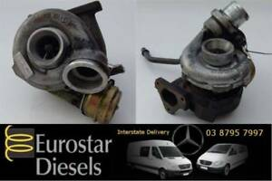 Mercedes Vito and Sprinter Secondhand Turbochargers Hallam Casey Area Preview
