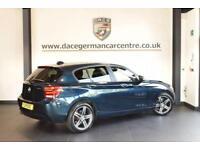 2014 14 BMW 1 SERIES 2.0 116D SPORT 5DR 114 BHP DIESEL