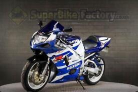 2002 52 SUZUKI GSX-R750 K2