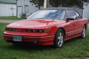 1994 Cutlass Convertible