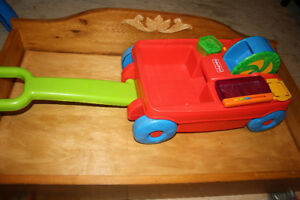 Brouette Fisher Price