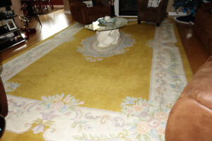 For sale 10 x 17 Persian Rug