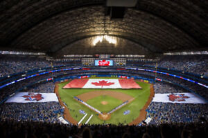Blue Jays Home Opener Tickets Mar. 29 $120/Pair! Cheapest Here!