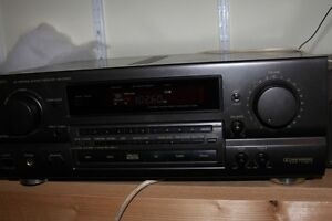 Technics SA EX 700 Dolby surround 5.1 AV Receiver