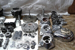 Shovelhead Engine Parts
