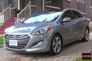 2013 Hyundai Elantra GT SE W/Tech Package Hatchback