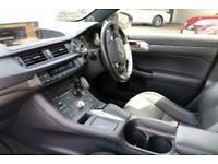 2019 Lexus CT HATCHBACK 200h 1.8 F-Sport 5dr CVT Auto Hatchback Petrol/Electric