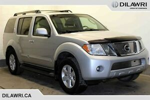 2008 Nissan Pathfinder SE V6 at