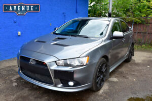 2014 Mitsubishi Lancer Ralliart Sedan