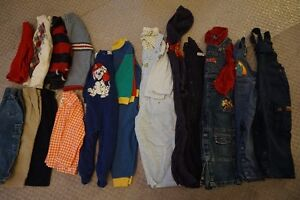 BOYS WINTER CLOTHES SIZE 24 MONTHS