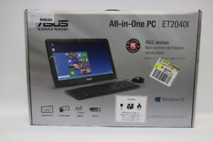 **ALL-IN-ONE** ASUS ET2040I Desktop Computer (#16765)