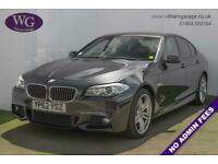 2012 62 BMW 5 SERIES 2.0 520D M SPORT 4D 181 BHP DIESEL