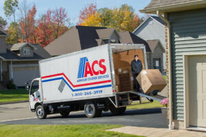 Courier/Appliance Delivery & Installation Driver
