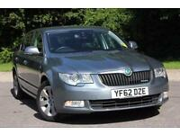 2012 SKODA SUPERB ELEGANCE GREENLINE II TDI CR HATCHBACK DIESEL