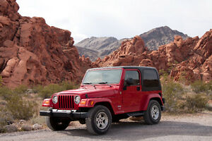 2005 Jeep TJ Rocky Mountain Edition
