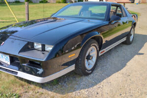 1984 Z28 Second Owner