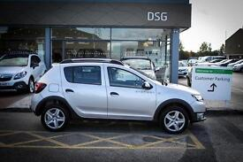 2016 66 dacia sandero stepway 0 9 tce laureate 5dr sta in morecambe lancashire gumtree. Black Bedroom Furniture Sets. Home Design Ideas