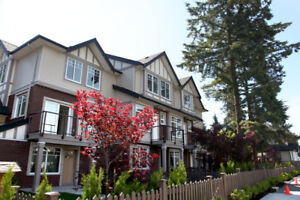 4 Bed / 3 Bath Townhouse for Rent in Cloverdale – Available now!