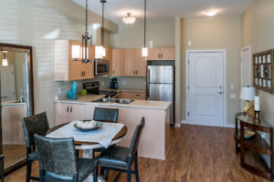 Seniors! One-bedroom suite for rent at RiverBend!
