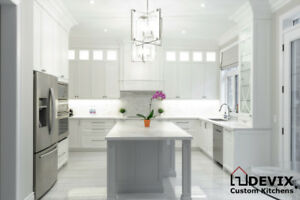 20-25K for a Luxury Custom Kitchen -  Kitchen renovation