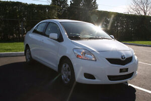 2012 Toyota Yaris Berline